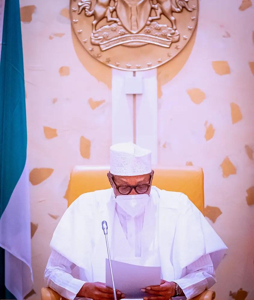 NADECO, Buhari