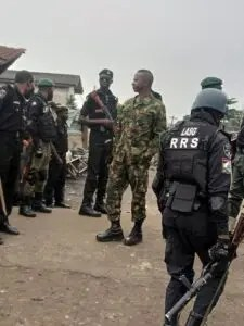 Police nab 48 suspects over Mile 12 crisis, adopts 24 hours surveillance