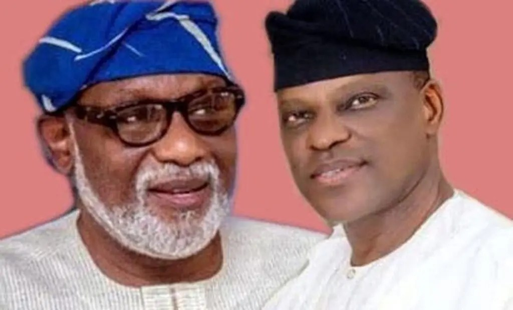 ONDO 2020: Akeredolu, PDP trade words over alleged plan to mortgage