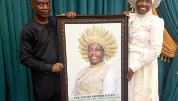 I don't foresee war in Nigeria, says Rev Mother Esther Ajayi