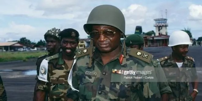 Buhari, Gowon, Lalong, others pay respect as Gen Dongonyaro is laid to rest