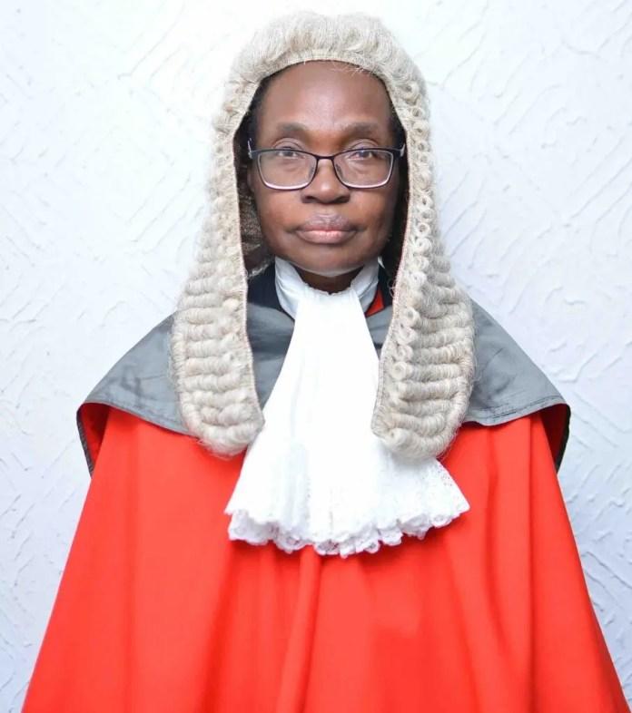 Ondo CJ Oluwatoyin Akeredolu