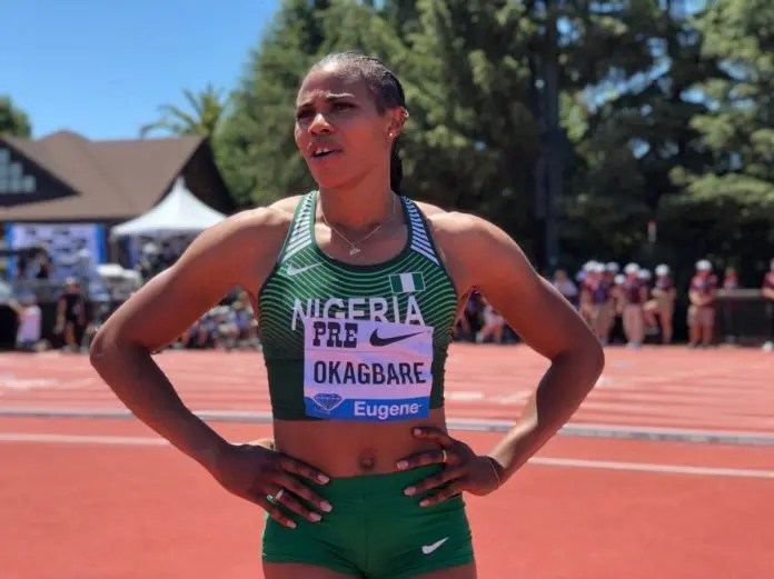 TOKYO 2020: Blessing Okagbare suspended for doping violation
