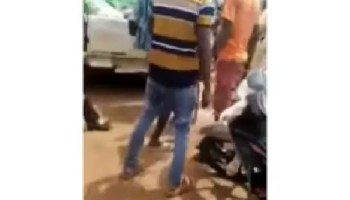 VIDEO: 'We need jobs, not rice', Ghanaian youths reject bags of rice from politicians