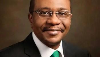 CBN spokesman faults calls for Emefiele's resignation