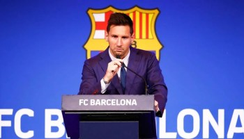 Messi's exit could cost Barcelona €137m, say reports