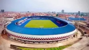 Oyo people've been scammed, APC cries out over Remodelled Lekan Salami Stadium