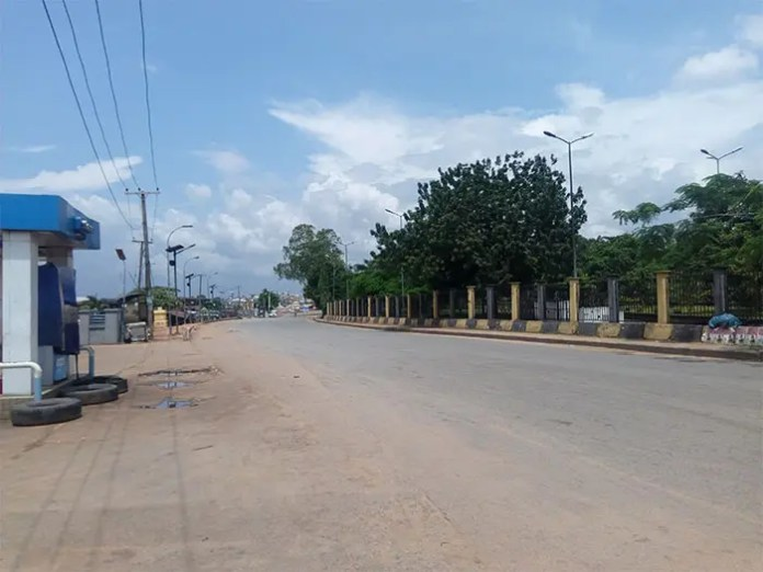Sit-At-Home: Onitsha, Nnewi on lockdown despite Anambra govt's threat