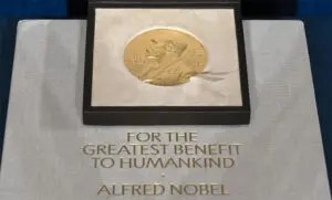 Journalists win Nobel Peace Prize