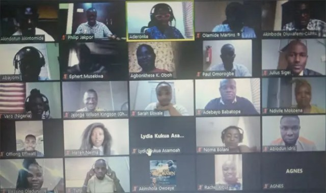 African journalists should tell Africa's climate change story — CAPPA