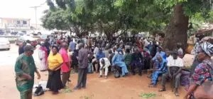 Pensioners protest in Benue, demand payment of backlog by successive governments