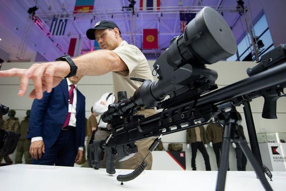 Высокоточная снайперская винтовка ВСВ-338