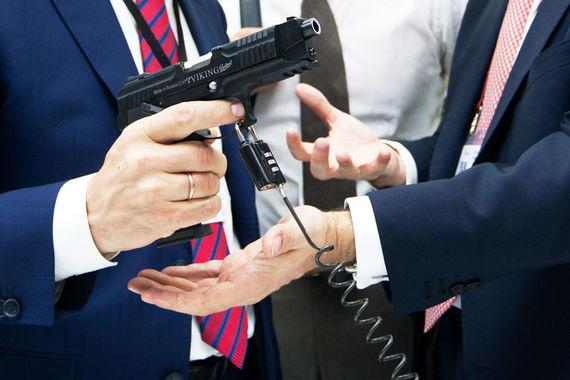 Пистолет МР-446С «Викинг-М»