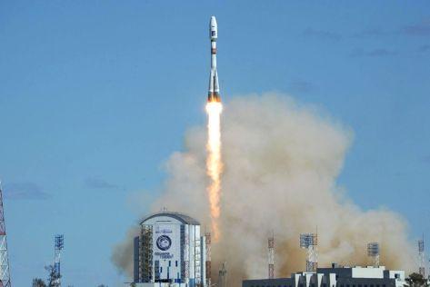До сих пор с космодрома Восточный была запущена только одна ракета