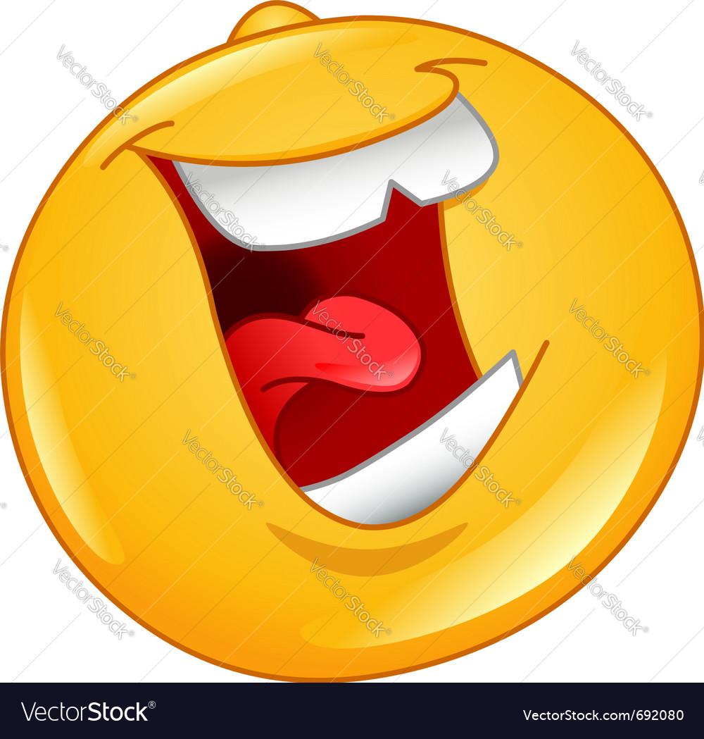 Laugh Out Loud Emoji
