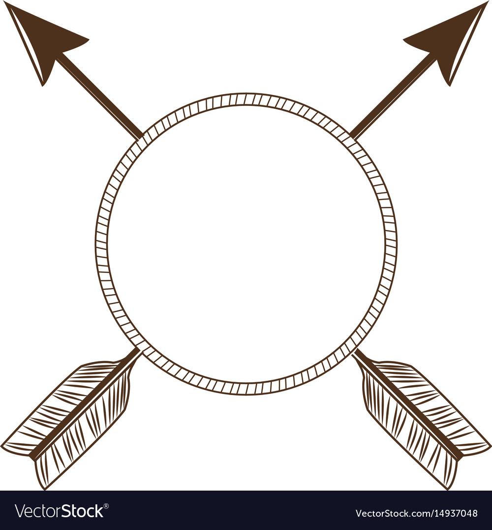 Coloring Arrow Both Ways