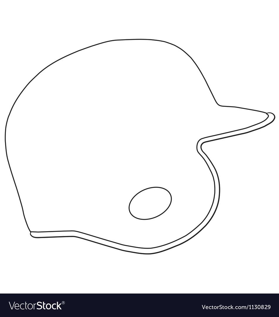 Baseball Player Coloring Page Baseball Player Coloring Page