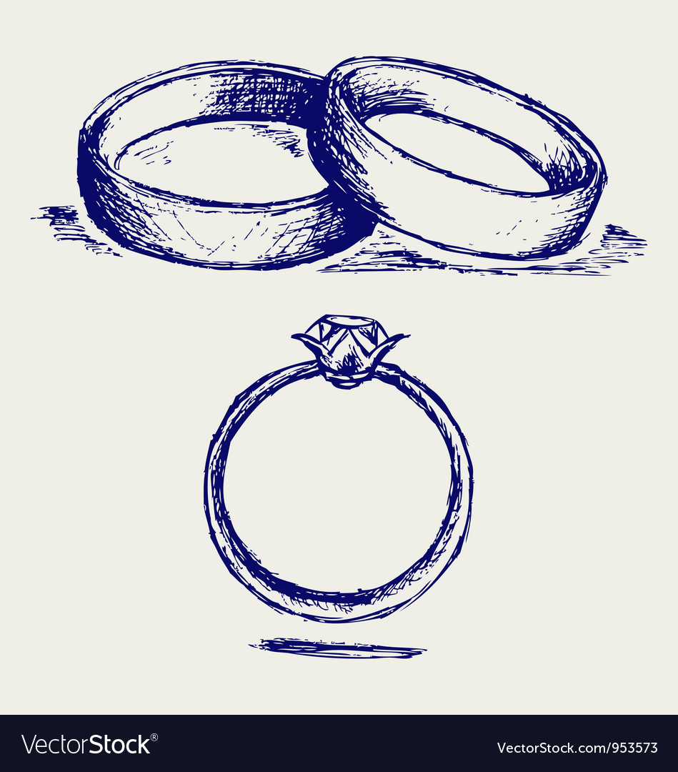 Image Result For Wedding Rings Vector