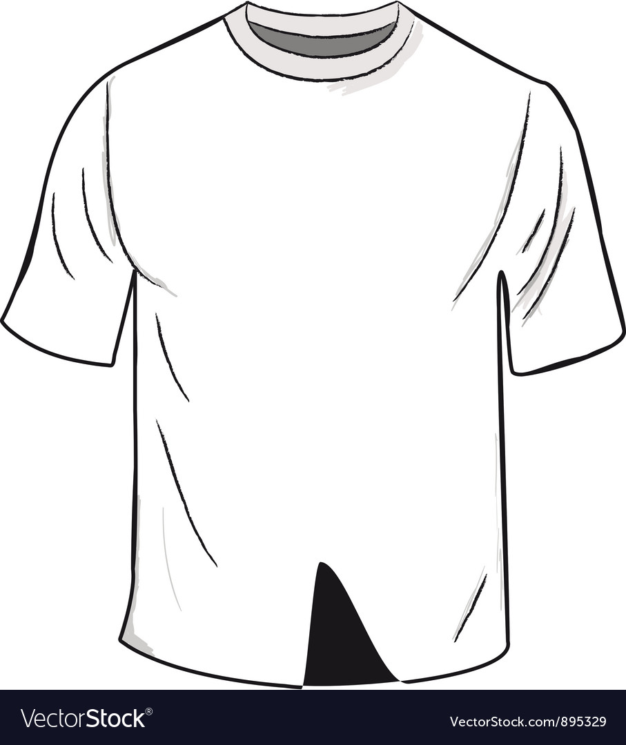 Free T Shirt Template. 50 awesome. men t shirt template vector ...