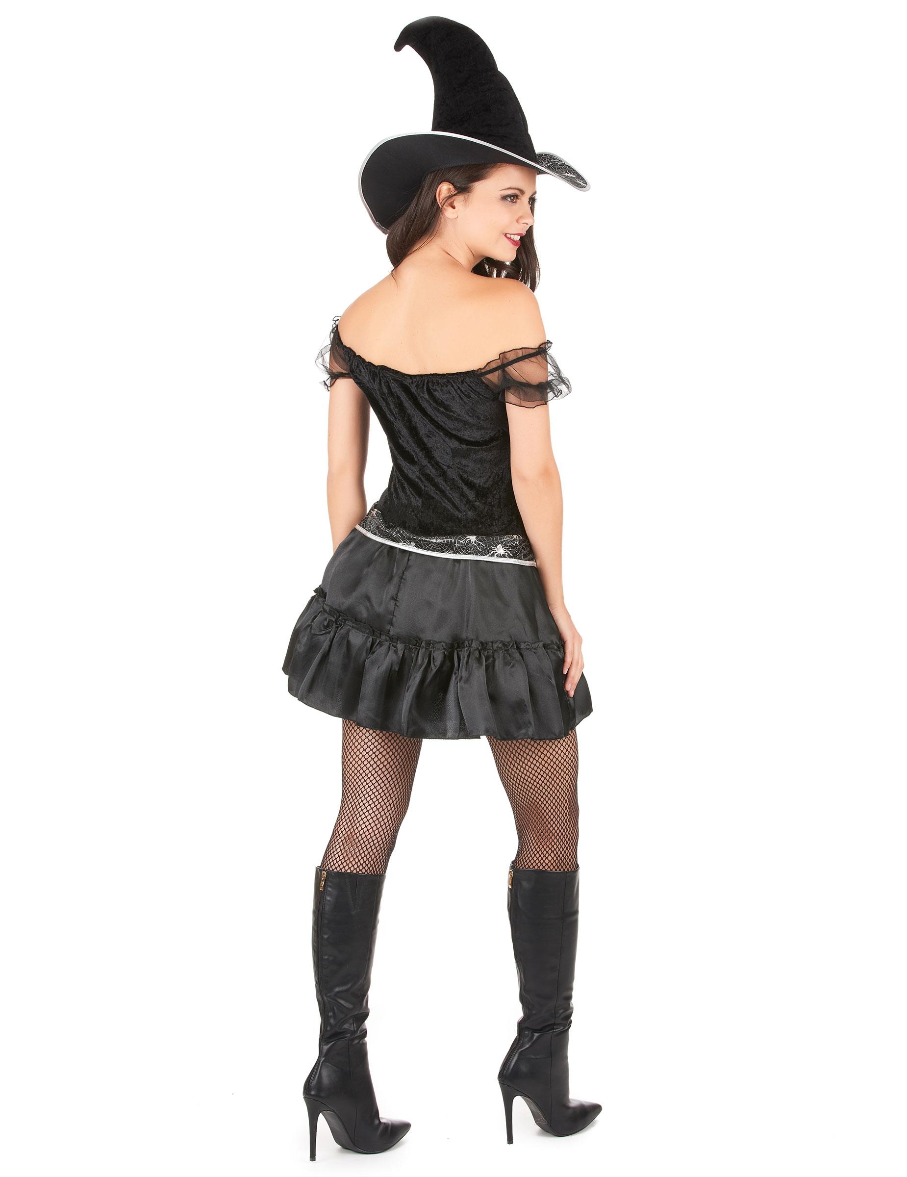 Hexenkostm Sexy Halloween Fr Damen Kostme Fr