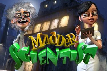 Madder scientist mobile