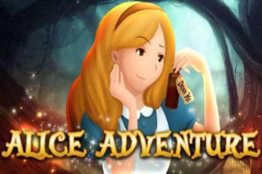 Alice adventure cover