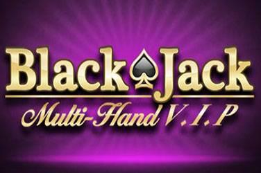 Blackjack multihand vip cover