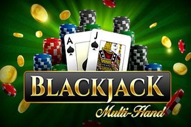 Blackjack multihand cover