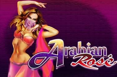 Arabian rose cover