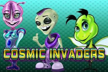 Cosmic invaders