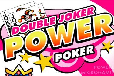 Double joker 4 play power poker cover