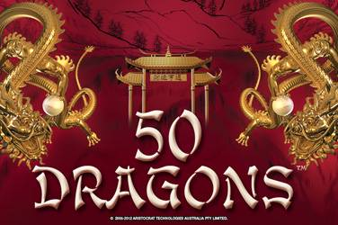 50 dragons cover