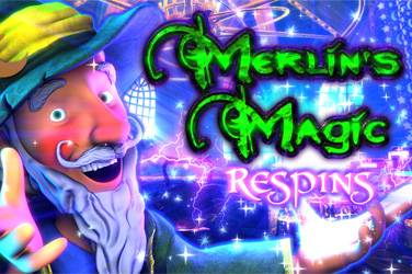 Merlins magic respins cover