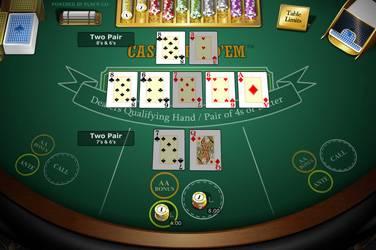 Casino holdem cover