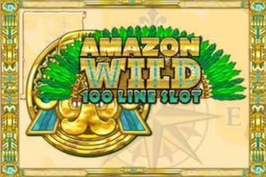 Amazon wild cover