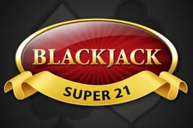 Blackjack super 21 cover