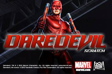 Daredevil scratch