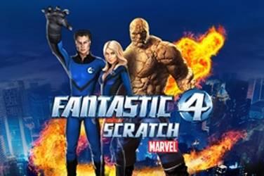 Fantastic four scratch