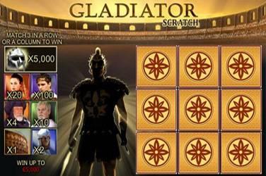 Gladiator scratch