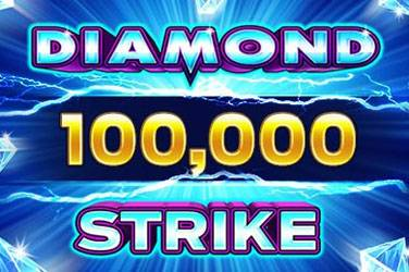 Diamond strike scratchcard