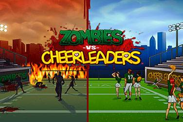 Zombies versus cheerleaders
