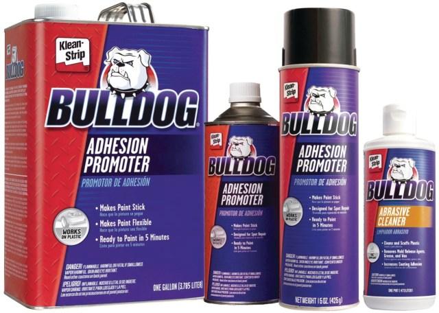 klean-strip bulldog adhesion promotor in chemicals