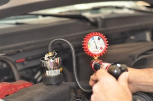 Diagnosing engine overheating and unmon cooling system problems to find bad water pumps, had