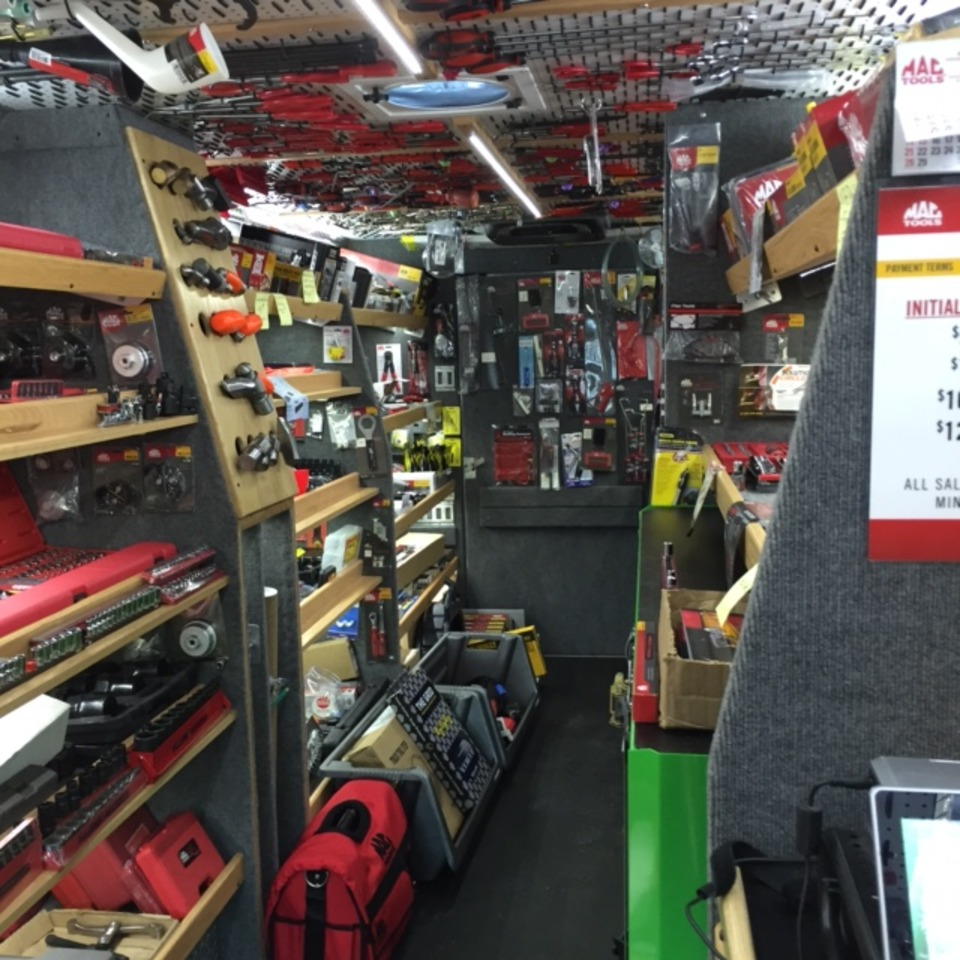 Show Me Your Truck Tim Lyons Mac Tools
