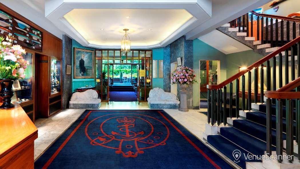 Hire The Royal Thames Yacht Club London VenueScanner
