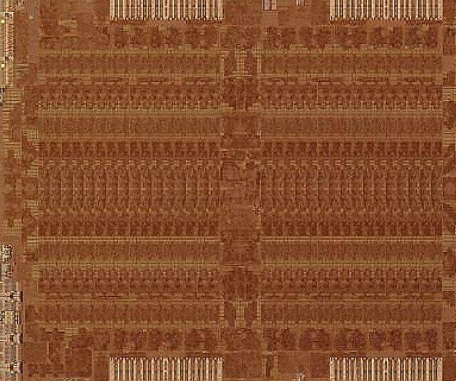 AMD Fiji GPU Die Shot Want to see how a Vega GPU looks like? Heres the latest image for you