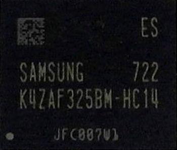 Samsung GDDR6 Samsung GDDR6 K4ZAF325BM HC14 Memory grabs the CES Innovation Award