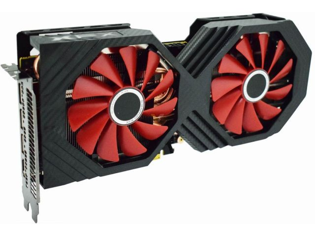 XFX Radeon RX Vega 56 64 Double Edition 1 XFX RX Vega 56 and Vega 64 Double Edition graphics cards Unfortunately, the cards do not have a factory overclocked option!