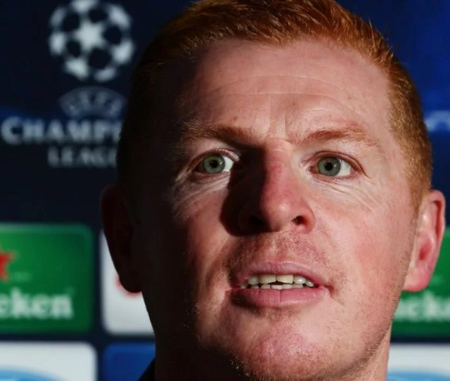 Video One Neil Lennon Celtic Fans Send Message Of Support To Former Boss