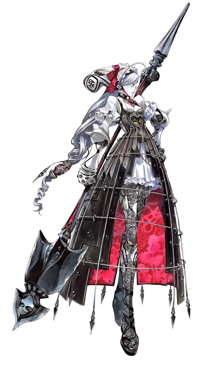 Official Soul Calibur 4 Character List